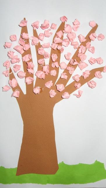 R ussite des enfants blog archive arbre en papier for Comment apprendre ses tables de multiplication facilement